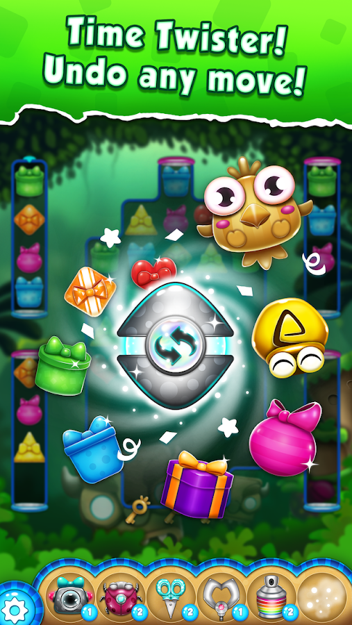 Gift Panic - Match 3 Puzzle Screenshot 3