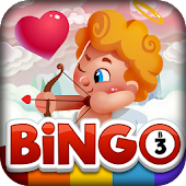 Cupid Bingo: Valentines Day Love Story Icon