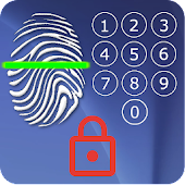 App Screen Lock - with Fingerprint Simulator apk for kindle fire