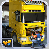 Game Army Truck Mechanic Simulator APK for Kindle
