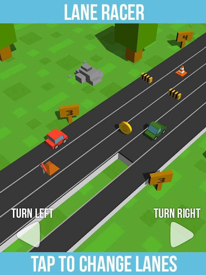 Lane Racer Screenshot 8