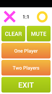 Tic Tac Toe :2 Players - screenshot