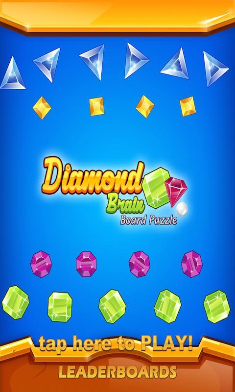 Diamond-Brain-Puzzle-Board 15