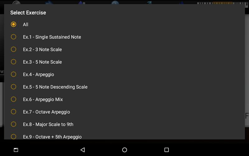 Voice Training Pro Screenshot 15