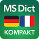 Dictionary French<>German