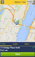 Screenshot of NexTaxi:  The Cab Grabber!