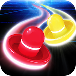 Air Hockey Space Arena Icon