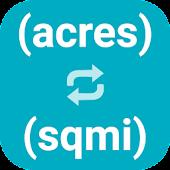 Download Full Acres to Square Miles 1.0 APK