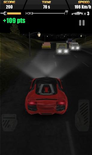 MORTAL Racing 3D screenshot 2