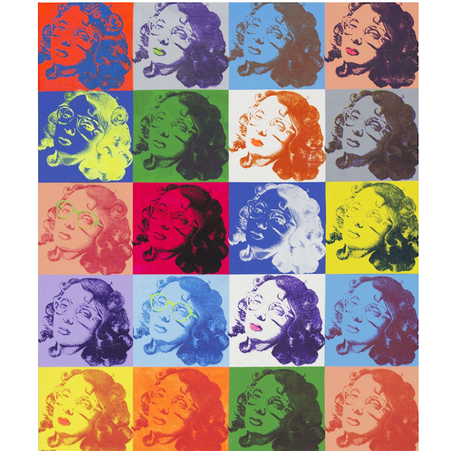 Alejandro Plaza, Agatha Rose (So Warhol, So Rose)