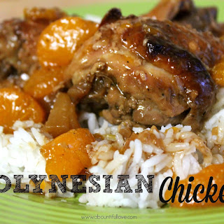 Polynesian Chicken Recipes
