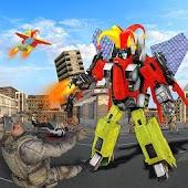X Ray Clown Robot Revenge War APK baixar