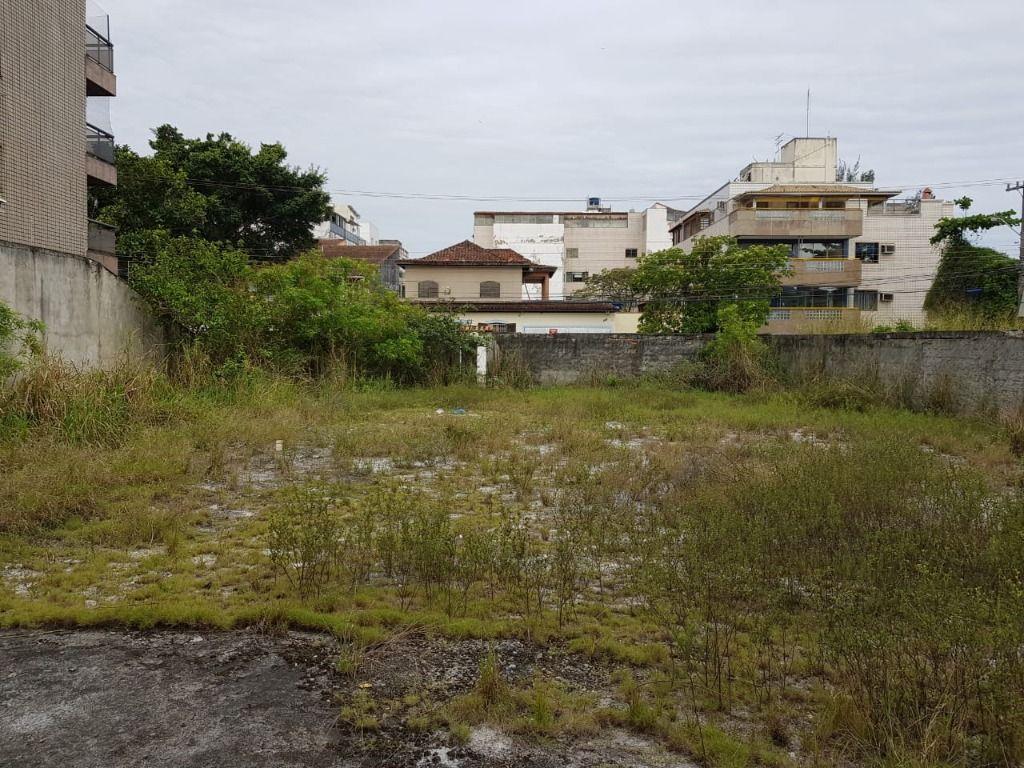 ***OPORTUNIDADE*** LOTE PLANO E FIRME COM 620 m² por APENAS R$ 1.750.000 - Recreio dos Bandeirantes - Rio de Janeiro/RJ