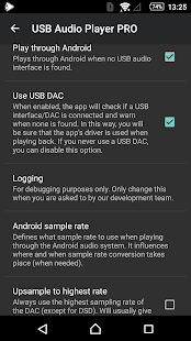 USB Audio Player PRO Screenshot