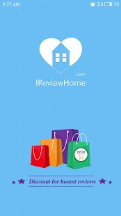 IReviewHome - screenshot