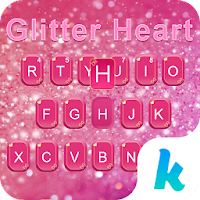 Glitter Heart Emoji Keyboard For PC (Windows And Mac)