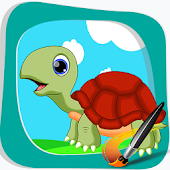 Free Turtles Kids Coloring Best APK for Windows 8