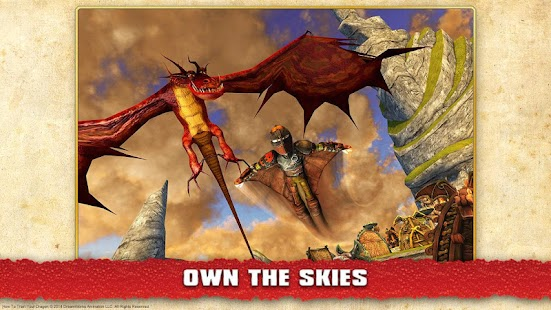 School of Dragons APK for Bluestacks