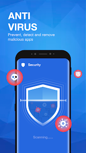 Super Antivirus Cleaner - Easy Security for pc