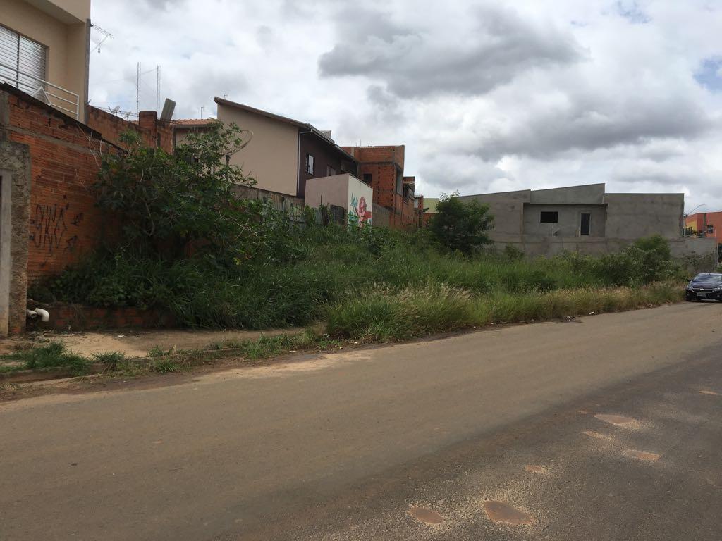 Terreno à venda, 574 m² por R$ 205.000,00 - Parque Gabriel - Hortolândia/SP
