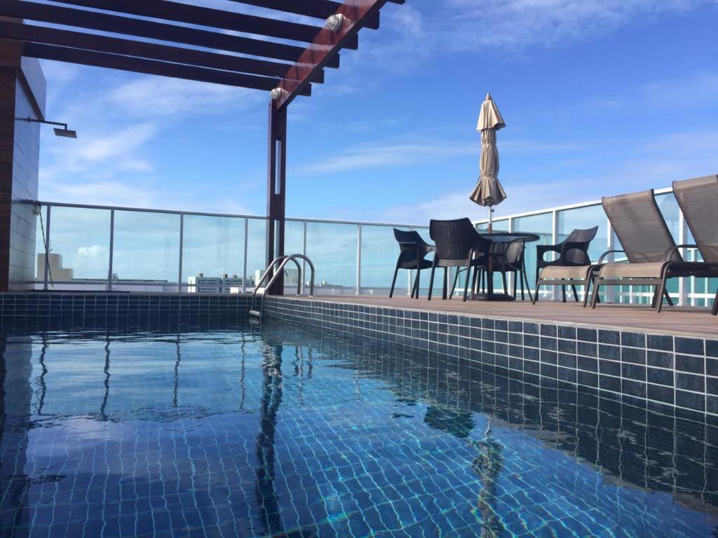 Apartamento à venda, 138 m² por R$ 800.000,00 - Intermares - João Pessoa/PB