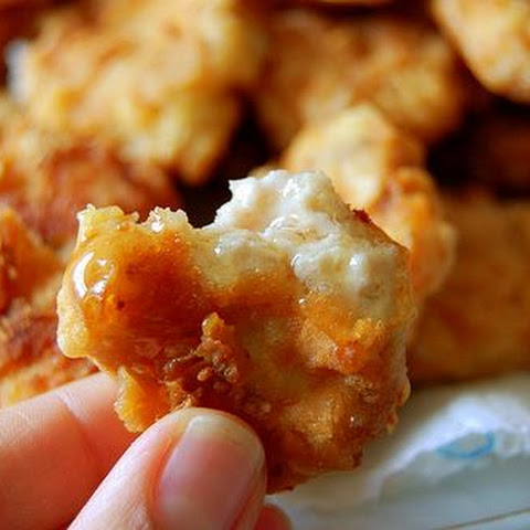 Homemade McDonald's Style Chicken Nuggets