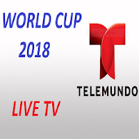 TELEMUNDO LIVE WORLD CUP 2018 For PC Download / Windows 7.8.10 / MAC