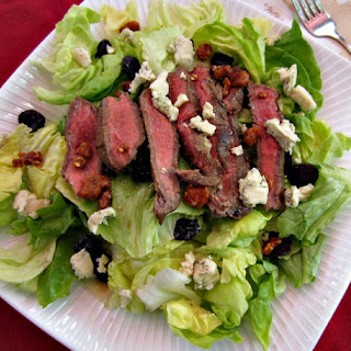 Grilled Steak Salad Blue Cheese Recipes