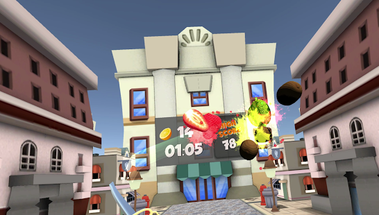 Fruit Slicer VR Screenshot