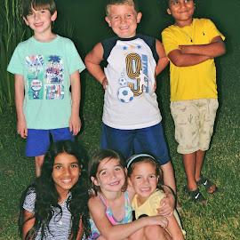by Melanie Goins - Babies & Children Children Candids ( happy go lucky, friends, going away, party )