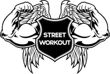 Street Workout elements - screenshot
