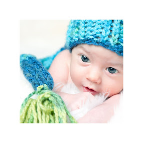 Milo by Mike Kremer - Babies & Children Babies ( child, blue, ekimpix, baby, cute, eyes )