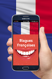 Blagues françaises - screenshot
