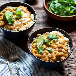 Red Lentil Curry Chickpeas Recipes