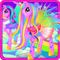 Game Pony Princess Makeover apk for kindle fire