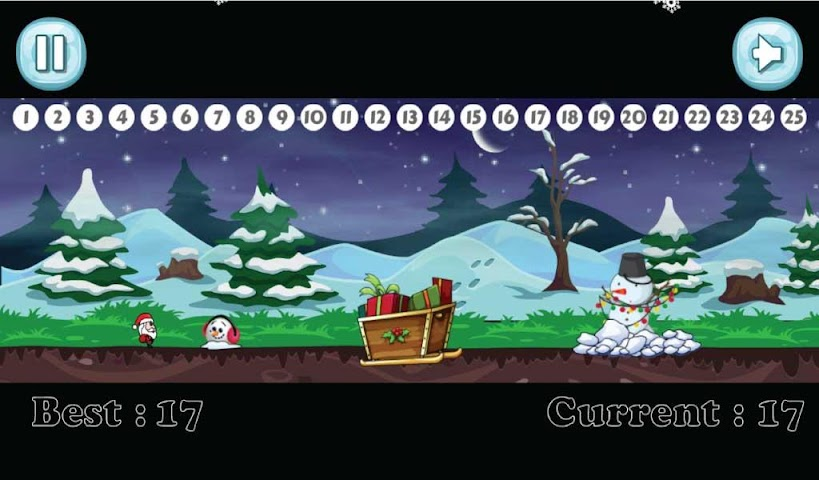 android Santa Christmas Run Screenshot 13
