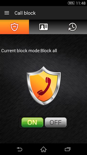 Call block [block call or sms] screenshots