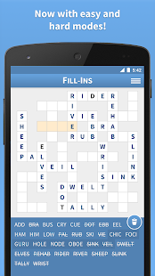 Game Fill-Ins · Word Fit Puzzles APK for Kindle