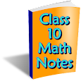 Class 10 Math Notes