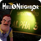 Guide Hello Neighbor Alpha 3 APK baixar