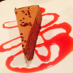 Chocolate cake - flourless.