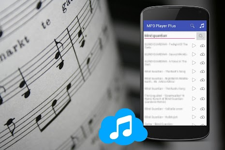 App MP3 Player Plus APK for Windows Phone