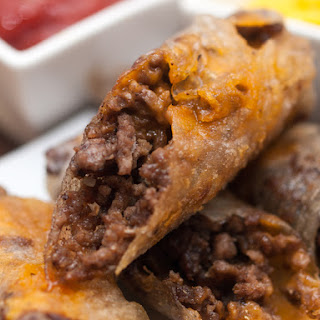 Ground Beef Spring Rolls Recipes