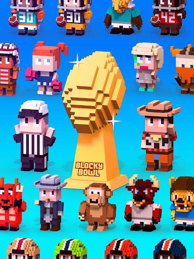Blocky Football screenshot 10
