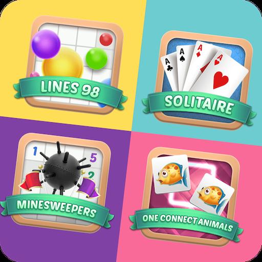 All Games in 1: 101 Free Mini Classic Games