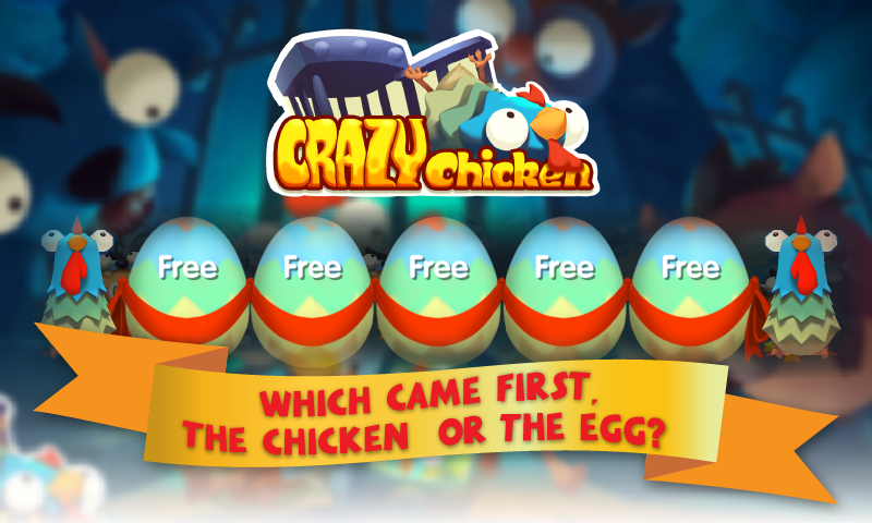 Crazy Chicken Screenshot 3
