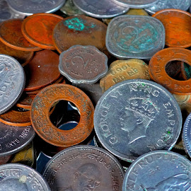 Coins by Asif Bora - Artistic Objects Antiques