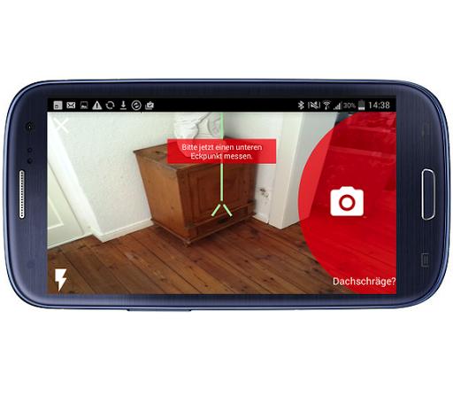Roometric 3D - screenshot