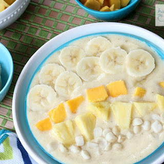 Tropical Paradise Smoothie Bowl