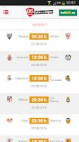 Screenshot of AS Guía de las Ligas 2015-2016